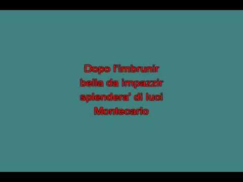 Montecarlo 2 [karaoke]