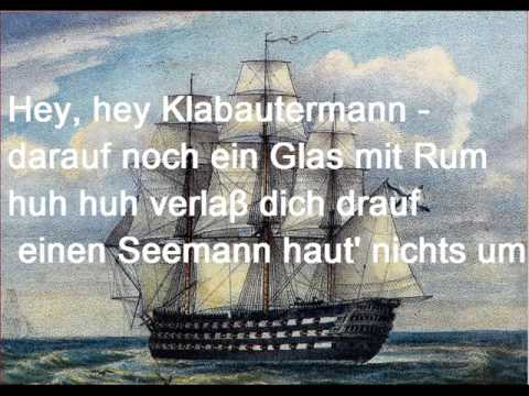 Klabautermann - Schiffen (+lyrics)