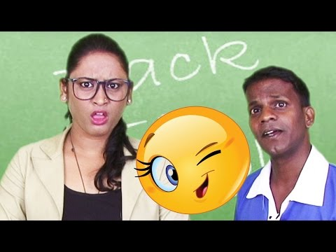 I Love You Madamji | Student - Teacher Comedy | Hindi  Joke 29