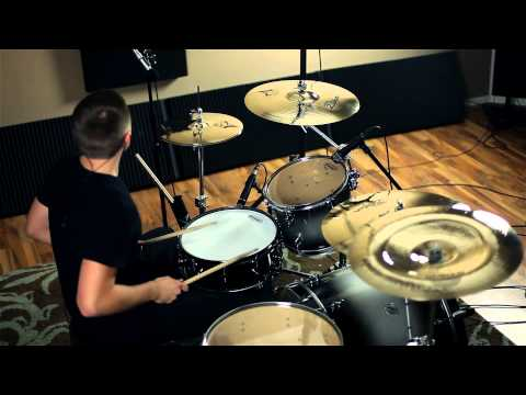 Dead Letter Circus - Big - (Drum Cover by Israel Wipf)