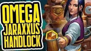 Omega Jaraxxus Handlock | Part Two | Rise of Shadows | Hearthstone | Dekkster