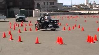 Victory Police Motorcycles Transition Training In Victoria B.c.