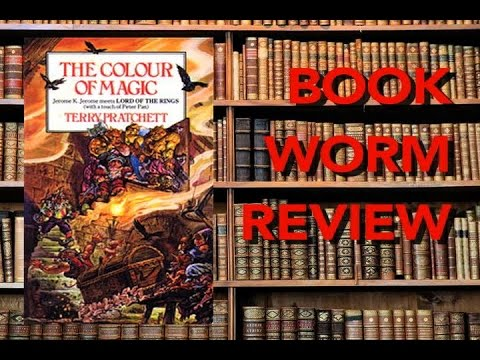 The Color of Magic (Discworld #1): BOOKWORM REVIEW - YouTube