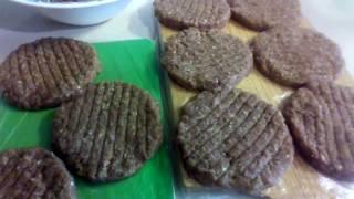 Бюджетное меню блюдо из говяжьих мясных костей. Котлеты из говядины.