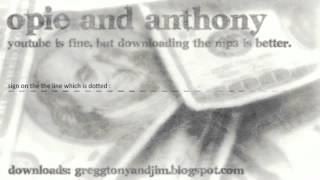 Opie & Anthony :: 2012-09-25 (September 25 2012)