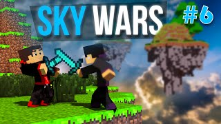 Minecraft: SKY WARS - PEACE OUT BYE BYE (Ep. 6)
