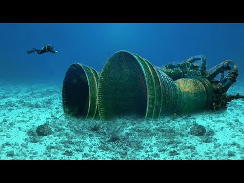 10 SCARY Objects Found Underwater! from YouTube · Duration:  10 minutes 47 seconds
