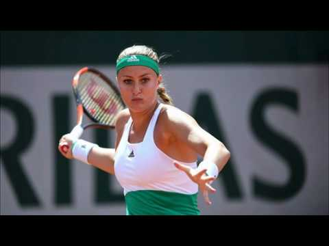 Kristina Mladenovic vs Timea Bacsinszky French Open tennis Review