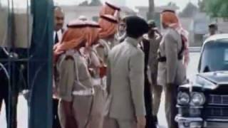 Une video Rare de la mort du roi Fayçal en 1975