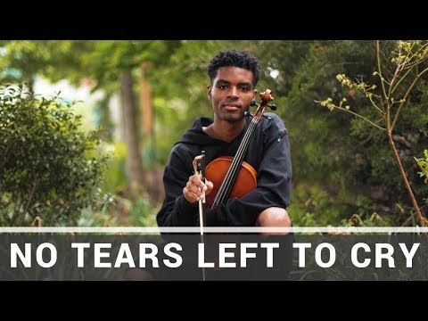 Ariana Grande - No Tears Left to Cry | Jeremy Green Viola Cover