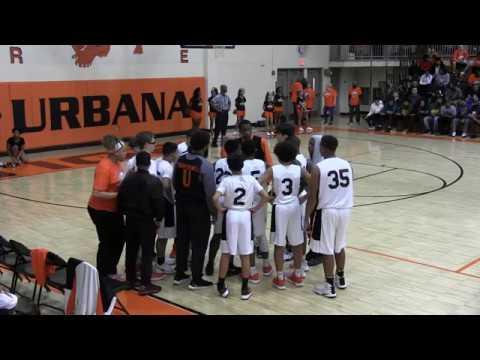 IESA 8th Grade Class 4A Basketball Championship 2018