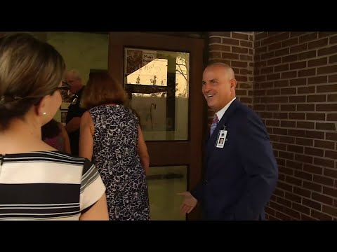 Addison Davis Sits For Job Interview With Hillsborough County School Board