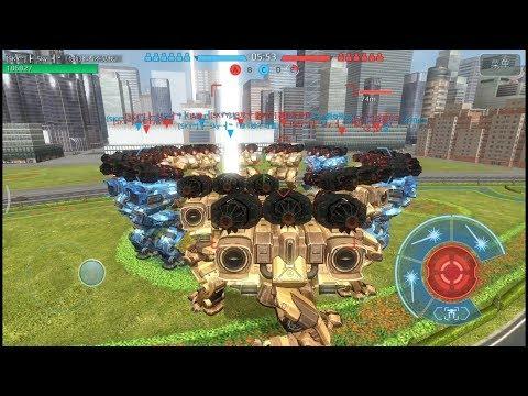 War Robots【SKY】Clan SKY Second Anniversary Video