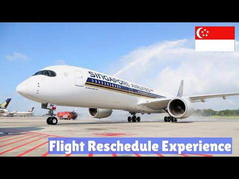Flight Tickets Refund Experience - Singapore Airlines