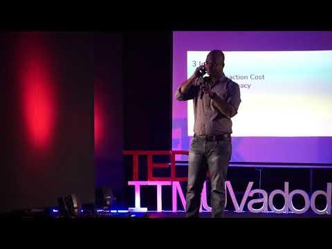 Blockchain: The Underrated Technology | Navin Reddy | TEDxITMUVadodara