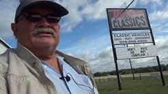 Timeless Texas Classics - a classic car dealer/museum in La Grange