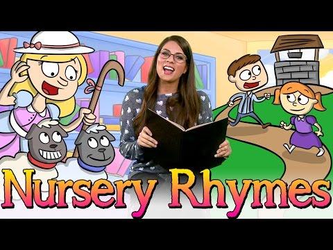 Rhymes for Kids! - 30 Minutes of Nursery Rhymes - Cool School