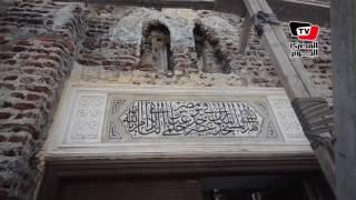 وزير الآثار ومحافظ بورسعيد يتفقدان ترميم المسجد العباسي وكنيسة «اوجيني»