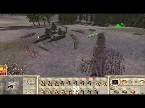 "Rome Total War online battle #2132 - ""City-State Box"""