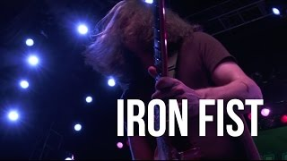 """""""Iron Fist"""" by Motorhead, performed by Metal Allegiance"""