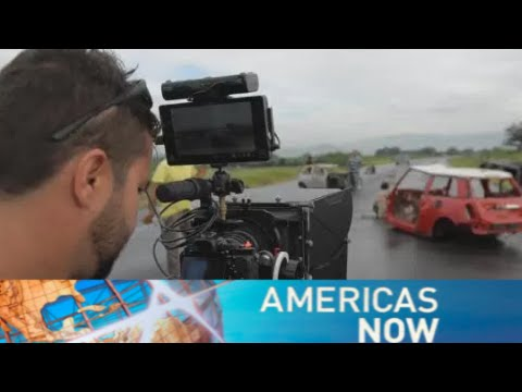 Americas Now— Art Imitates Life in a New Movie From Venezuela 04/18/2016