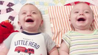 Best Videos Of Funny Twin Babies Compilation   Funny Baby Video