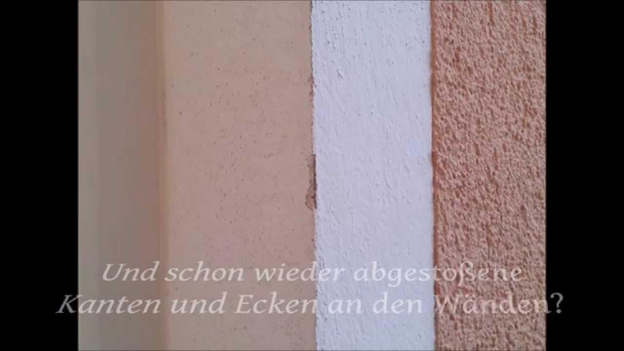 edelstahl kantenschutz - eckschutz - wandschutz - profile - youtube