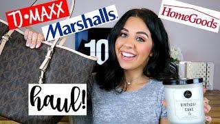 Repeat youtube video TJMAXX HAUL! JUNE 2016!