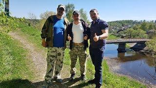 В гостях у Олега и Руслана. Экскурсия по Рузе.