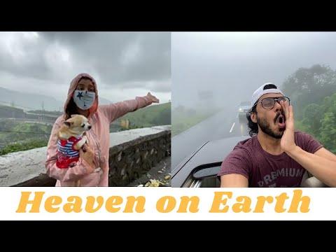 We got LOST in CLOUDS  | LONAVALA vlog series | Ep3 | Ss vlogs :-)