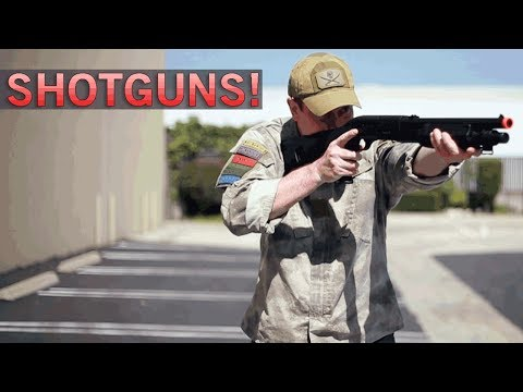 Airsoft Shotguns! - Effective & Affordable way to get into Airsoft | Airsoft GI
