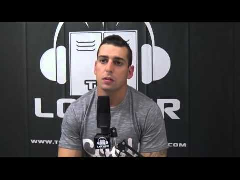 The Locker Room Episode 22 - Blake Ferguson