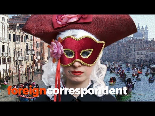 Vanishing Venice: The sinking city losing its soul | Foreign Correspondent