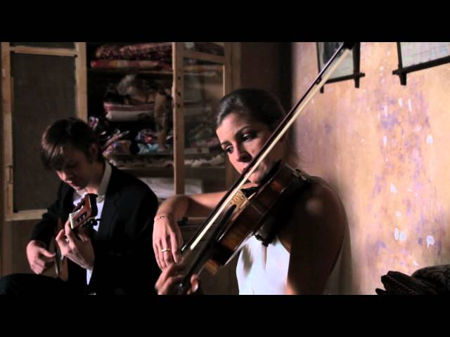 The Way You Look Tonight - Stringspace Guitar + Violin Duo
