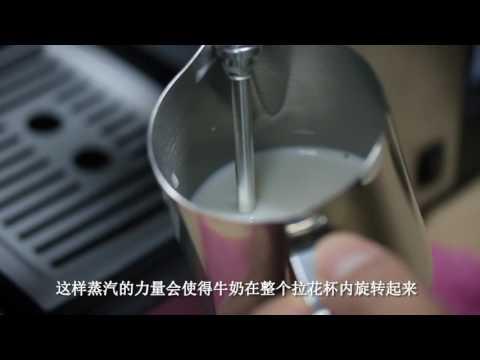 Petrus PE3360 Milk Frothing