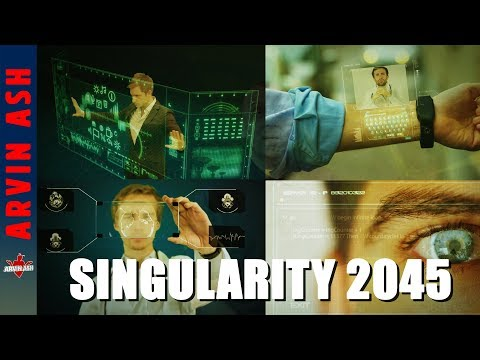 Technological Singularity - Weird Future Predictions