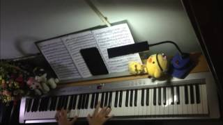 #24 Đã có anh hai - Pham Hong Phuc - Piano cover by W.T. (free sheet download)