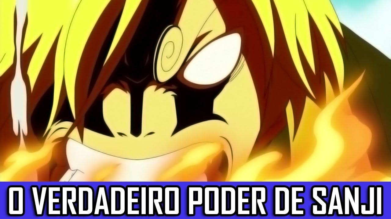 O Verdadeiro Poder De Sanji One Piece Youtube