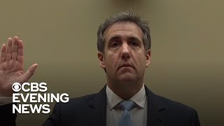 Michael Cohen accuses Trump of infidelity and corruption in tell-all book