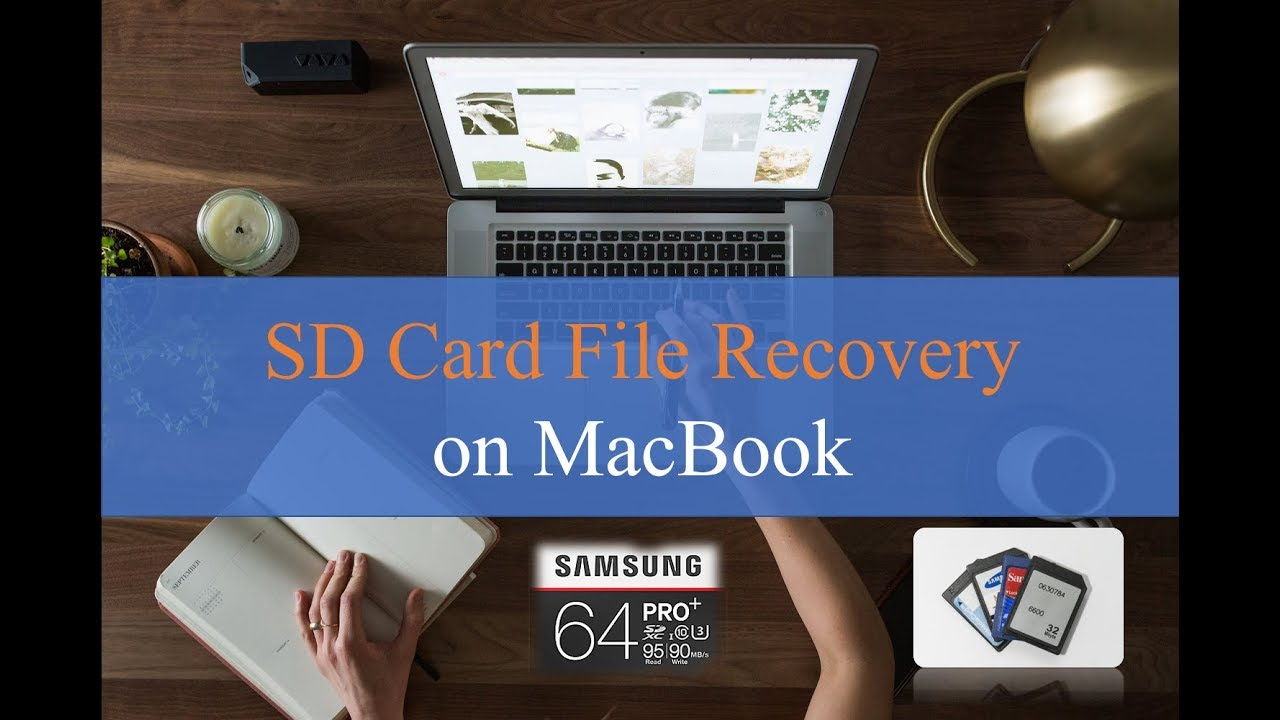 Part 2. How to Recover the SD Card Data on Mac- Best SD Card Recovery Software