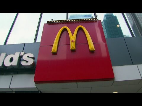 Fast-food revolution: Self-serve McDonald's kiosks in Ottawa