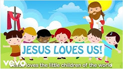 Sing Hosanna - Jesus Loves The Little Children