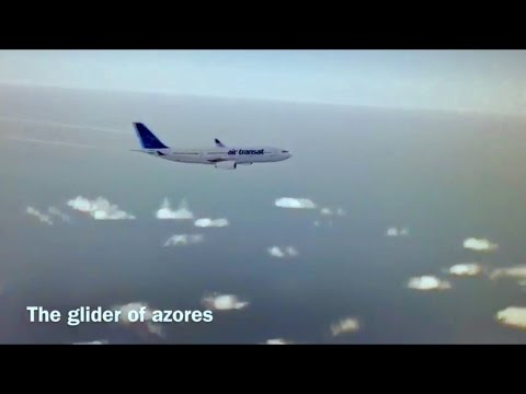 Focus on Air Crashes: Air transat 236 the glider of azores