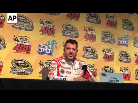 Tony Stewart's Phone Was Just Stolen. Who Has It?