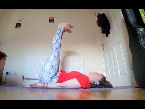 30 Days of Yoga with Orla: Day 2 ✌🏽