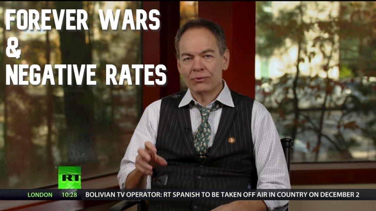 Keiser Report: Forever Wars & Negative Rates (E1468)