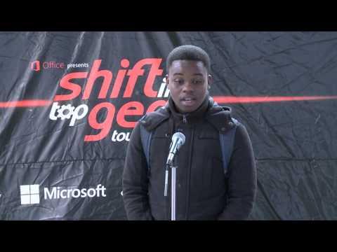 The Shift Gear Challenge- University of KwaZulu Natal- Khulekani Cele