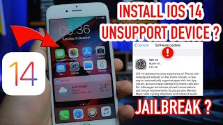 How to Install iOS 14 on Old iPhone 6/5 iPad (Work 100%)