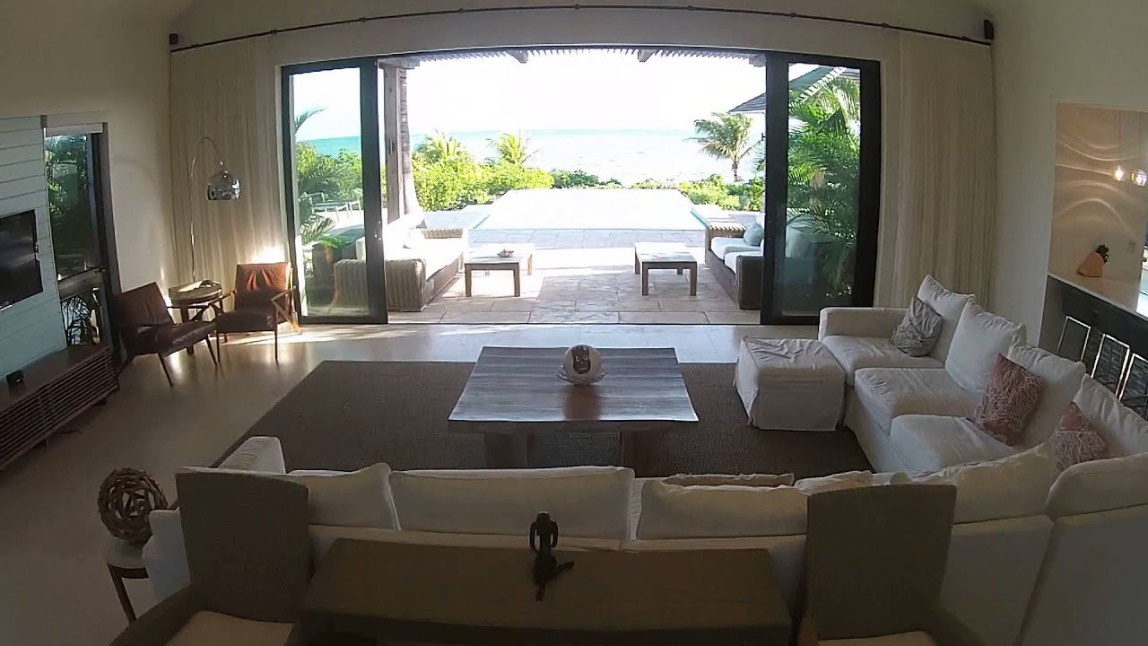 Castaway villa a 5 star vacation rental in the turks and for Five star turks and caicos