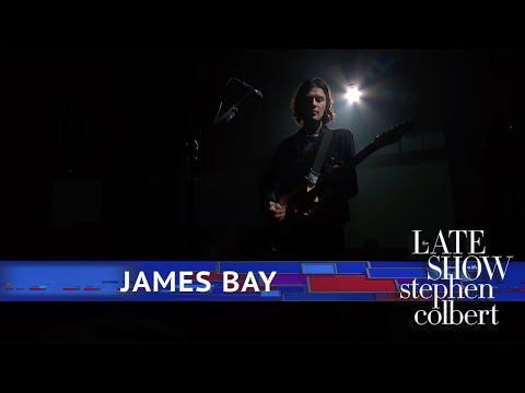 James Bay Performs 'Bad'
